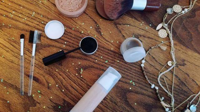 Je crée mon maquillage naturel