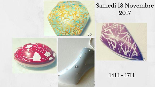 Créer des perles creuses (hollow beads) en polymère