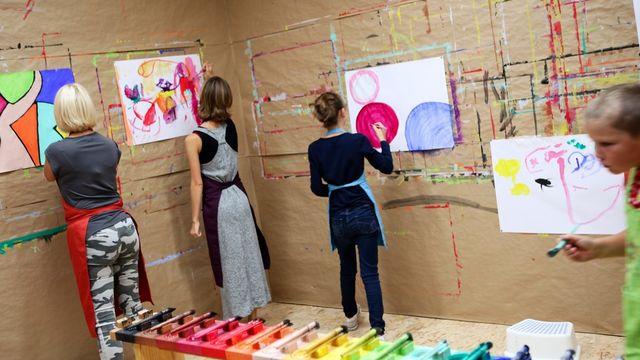 Atelier d'Expression Intime et Spontanée