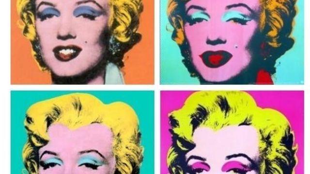 Cupcakes à la Warhol !!