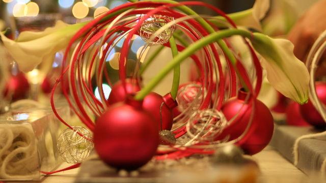 Les Fleurs en Folie spécial Noël