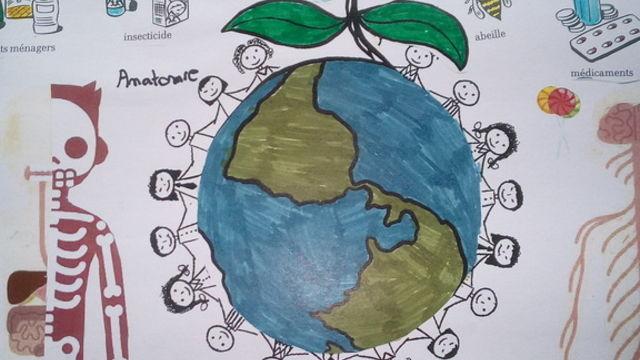 Ludo@santé: apprendre à protéger ma santé et la planète