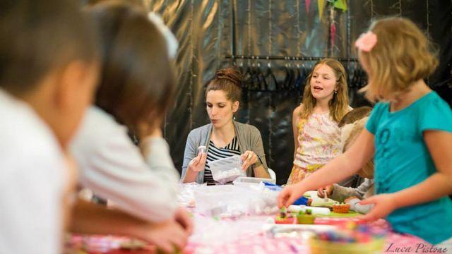 Stage de cuisine pour enfants PAQUES (6 à 12 ans)