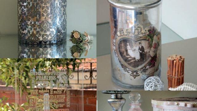 Formation sur verre ou cristal