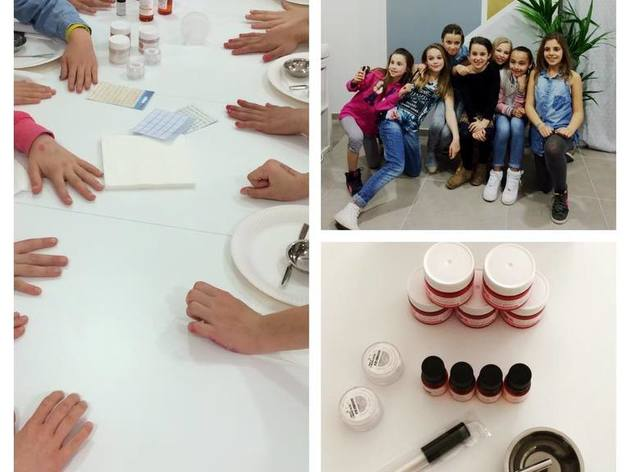 Atelier Anniversaire beauty - (de 4 à 14ans)