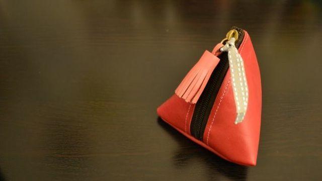 Cours de couture : Mon porte monnaie berlingot