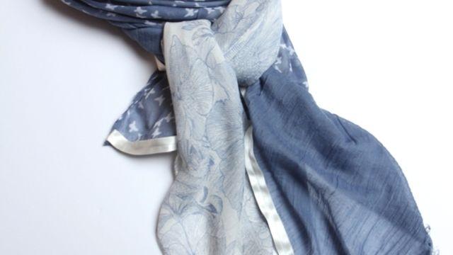 Cours de couture : Foulard d'été