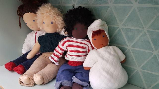 Ateliers le dimanche: Création de poupées style Waldorf