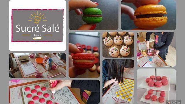 Atelier : Macarons