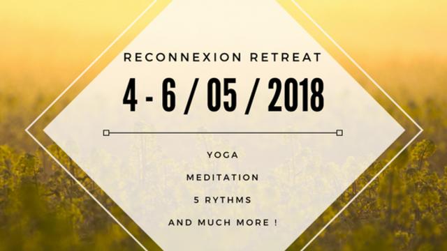 Retraite de reconnexion - Yoga & Méditation