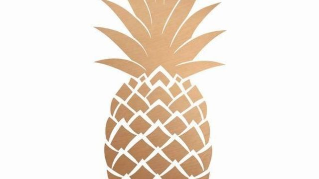 Tissage d un ananas en brick stittch