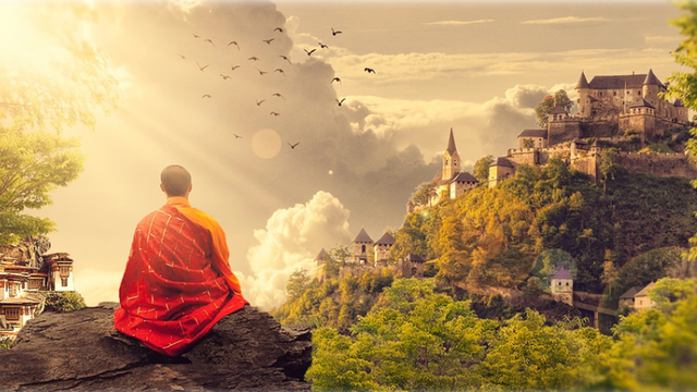 Le massage tibétain des pieds