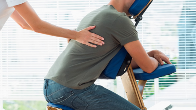 Formation au Massage Amma Shiatsu sur chaise