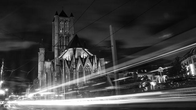 Apprendre la photographie de nuit en pose longue