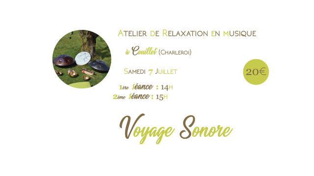 Relaxation en musique / Voyage sonore