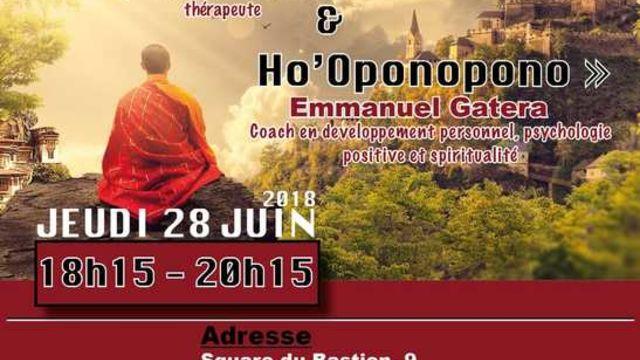 Conférence : InnerDance & Ho'Oponopono
