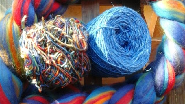 de la toison au pull, traitement de la laine
