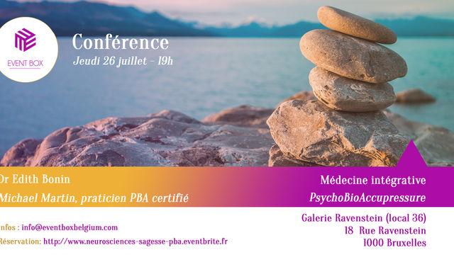 Neuroscience sagesse anciennes & psycho-bio-acupressure