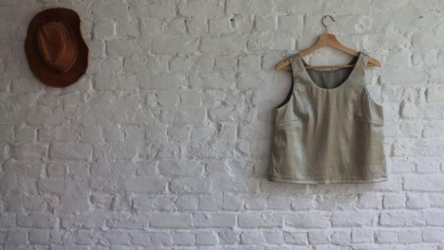 Coudre une blouse