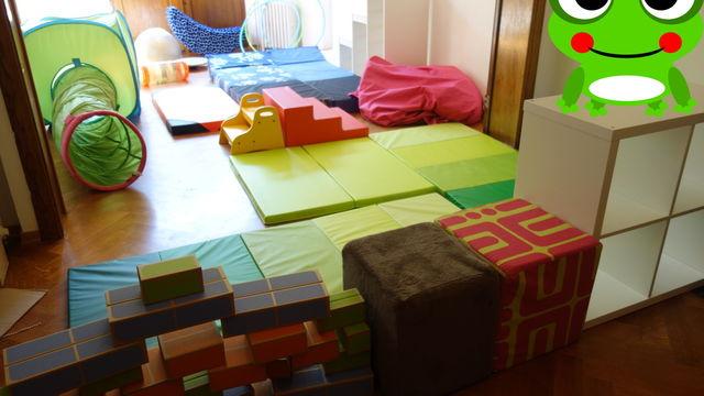 Psychomotricité parent-enfant :  1.5 à 3 ans