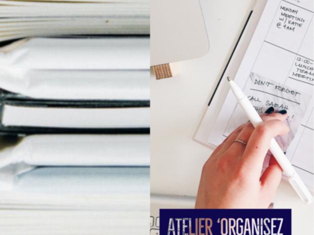 Office Organising: organisez votre paperasse !