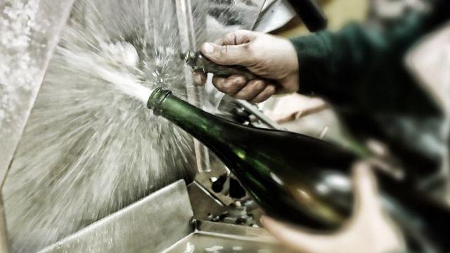 Vinification des champagnes et méthode traditionelles