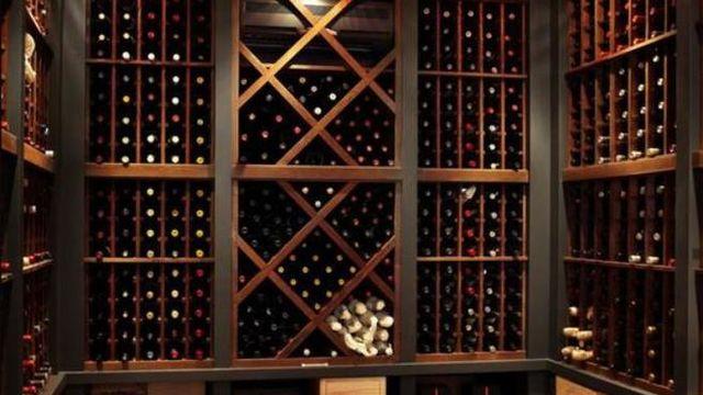 Comment se créer une cave à vins à hauteur humaine....
