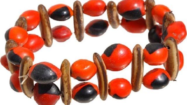 Atelier : bijoux en Huayruro