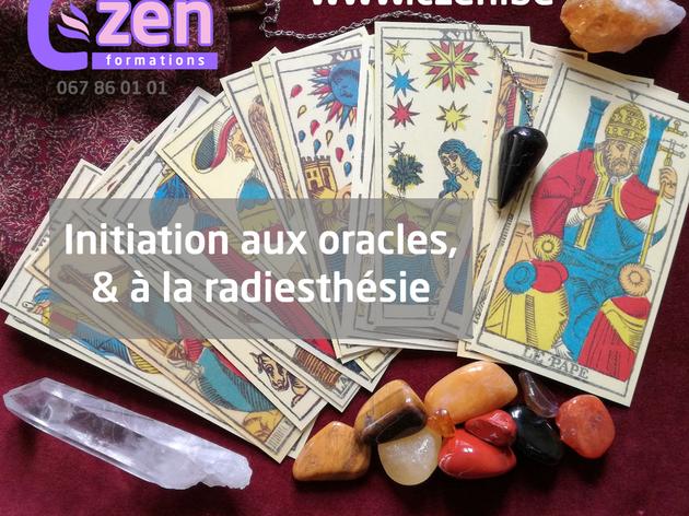 Initiation aux oracles et à la radiesthésie
