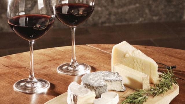 Découverte fromages et vins