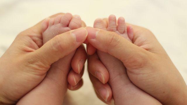 Cours de massage : Réflexologie parent-enfant (0-3 ans)