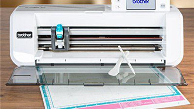 Machine de coupe ScanNCut : atelier pratique