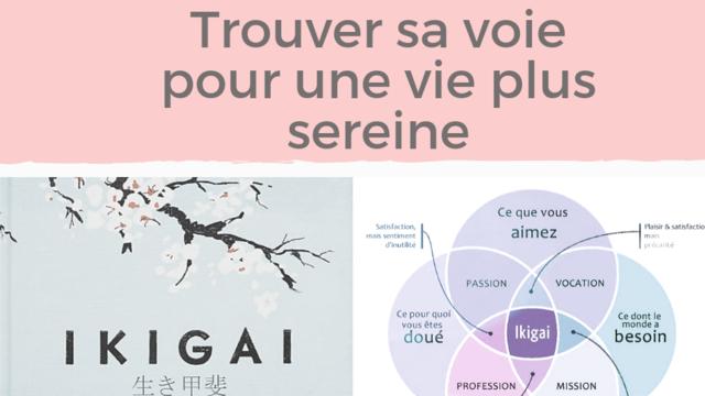 Atelier découverte de soi grâce à l'IKIGAI