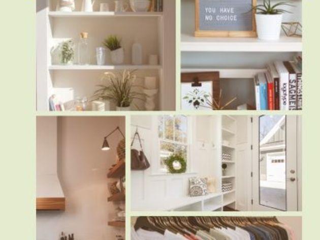 Home Organising Autrement ( Faire de la place!)