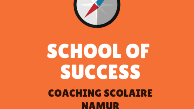 School of success - coaching scolaire - Namur