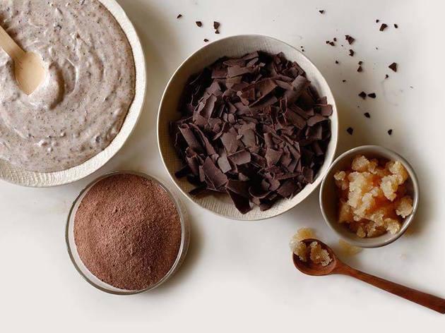 Atelier Cosmétique: Chocolate Spa Experience