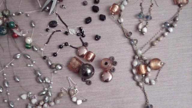 Atelier Bijoux en mode récup