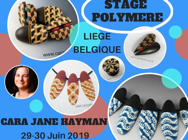 Stage d'Argile Polymère par Cara Jane Hayman