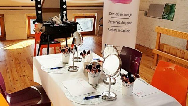 Atelier relooking : auto-maquillage selon vos couleurs