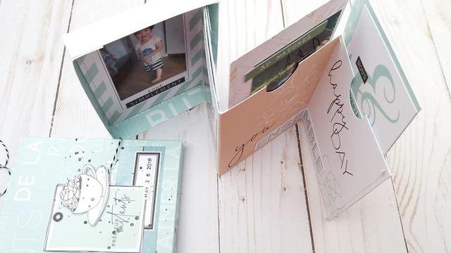 Création d'un mini-album photos de A à Z