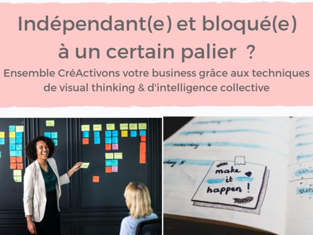 Boostez votre business grâce au visual thinking
