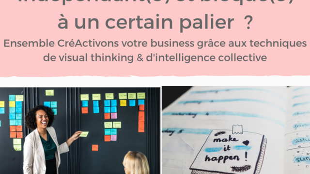 Boostez votre business grâce au visual thinking