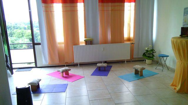 Du yoga quand je veux en été !