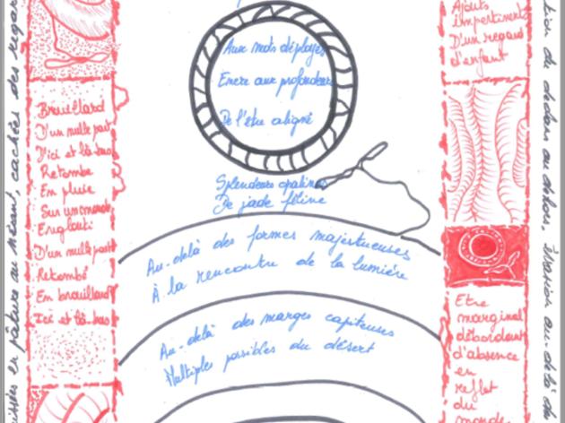 Atelier d'écriture et découverte d'Alechinsky