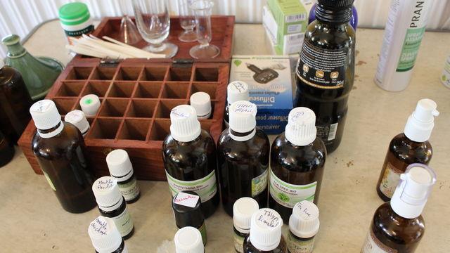 L'aromathérapie vibratoire et énergétique