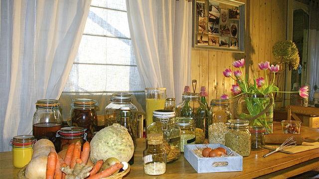 Cuisiner sain, local et zéro déchet/anti-gaspillage