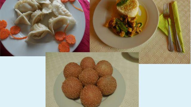 Cuisine vietnamienne menu 3 plats pour une famille