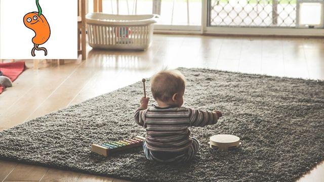 Graine de bébé musique
