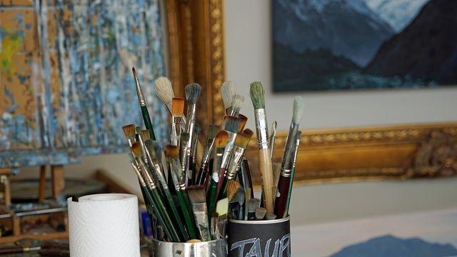 Stage de peinture toute technique