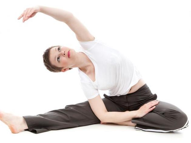 Yoga en douceur